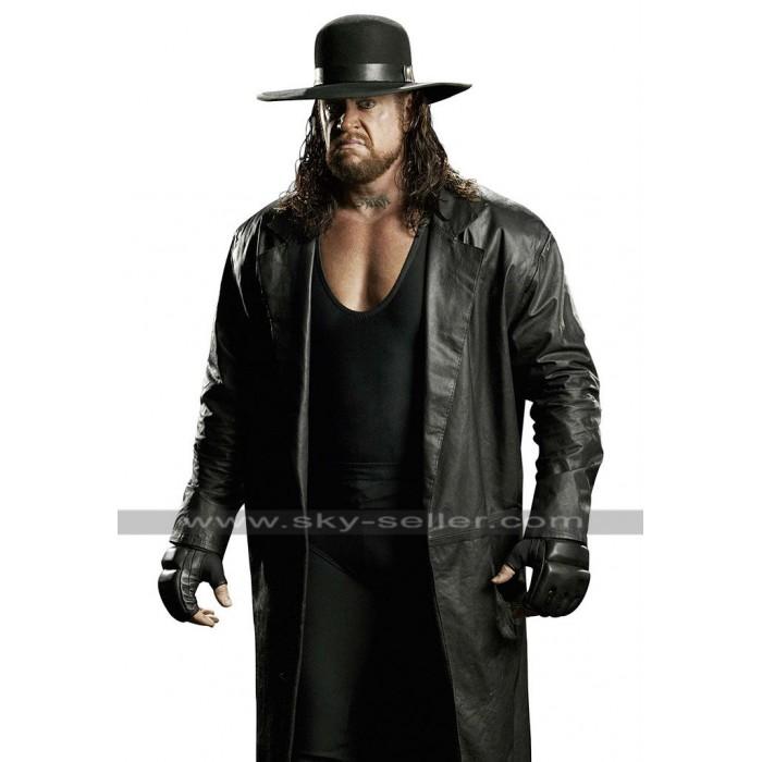 The Undertaker WWE Dead Man Trench Coat