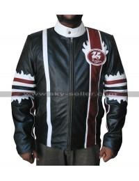 WWE Daniel Bryan Dragon Leather Jacket