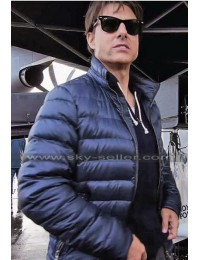 Mission Impossible 5 Tom Cruise Winter Moncler Jacket