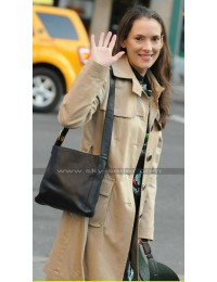 Experimenter Winona Ryder Trench Coat