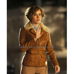 Night at the Museum 2 Amelia Earhart (Amy Adams) Aviator Jacket