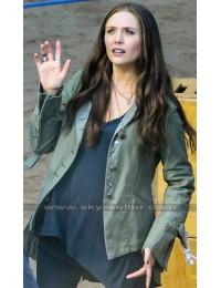 Scarlet Witch Captain America Civil War Elizabeth Olsen Jacket