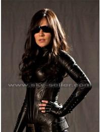 G.I Joe Rise of Cobra Sienna Miller (Baroness) Black Costume Jacket