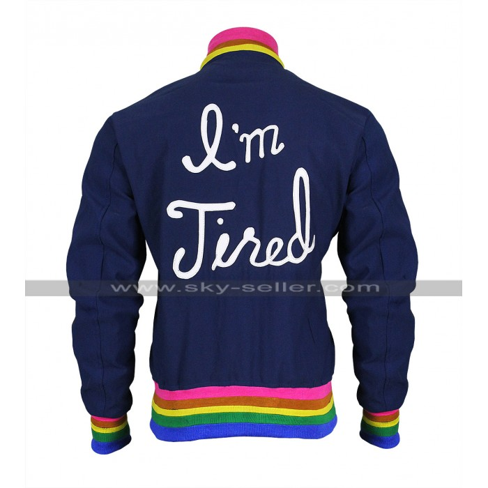 I'm Tired Taika Waititi Varsity Bomber Unisex Jacket