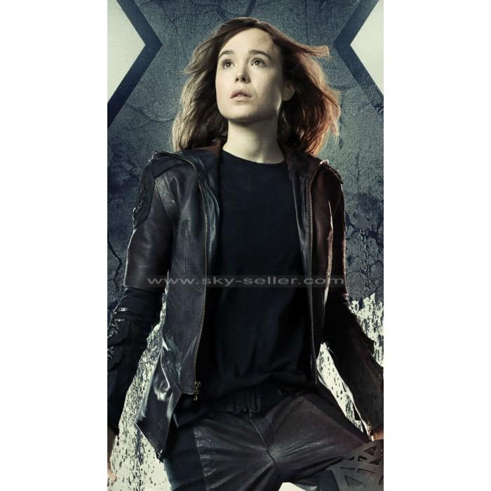 X-Men Days of Future Past Kitty Pryde Black Jacket