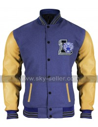 13 Reason Why Brandon Larracuente Baseball Varsity Letterman Jacket