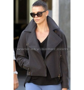 Charlize Theron Mad Max Fury Road Imperator Furiosa Jacket