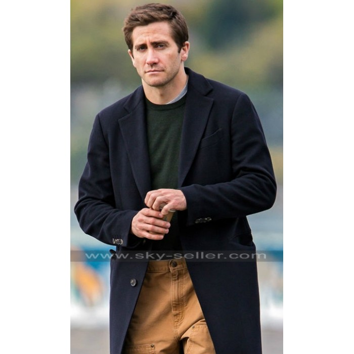 Demolition Jake Gyllenhaal Long Black Coat