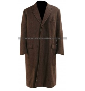 Godfather Marlon Brando (Don Corleone) Brown Coat