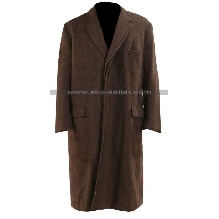 Godfather Marlon Brando (Don Corleone) Brown Coat