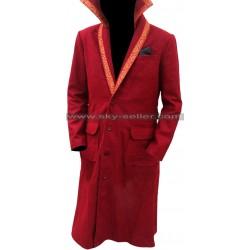 Doctor Strange Benedict Cumberbatch Wool Coat
