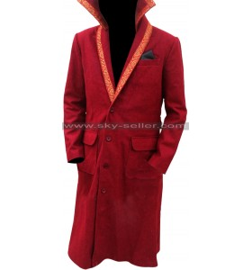 Doctor Strange Benedict Cumberbatch Wool Coat