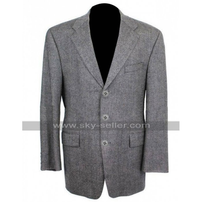 James Marsden Blazer Westworld Teddy Flood Grey Wool Coat Jacket