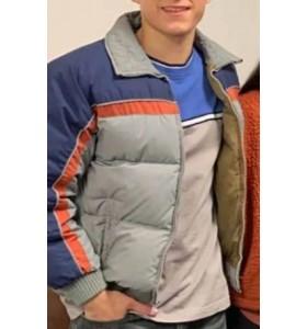 Cherry 2021 Tom Holland Nico Walker Jacket