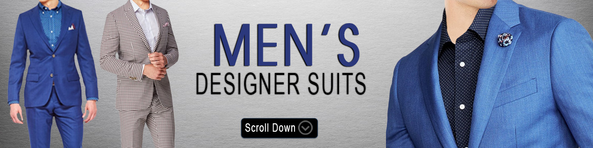 Men Designer Suits
