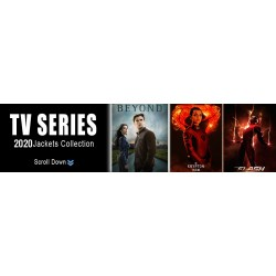 TV Series Jackets for Men
