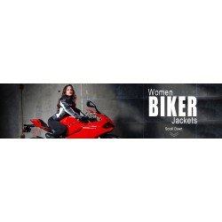 Biker Jackets for Women