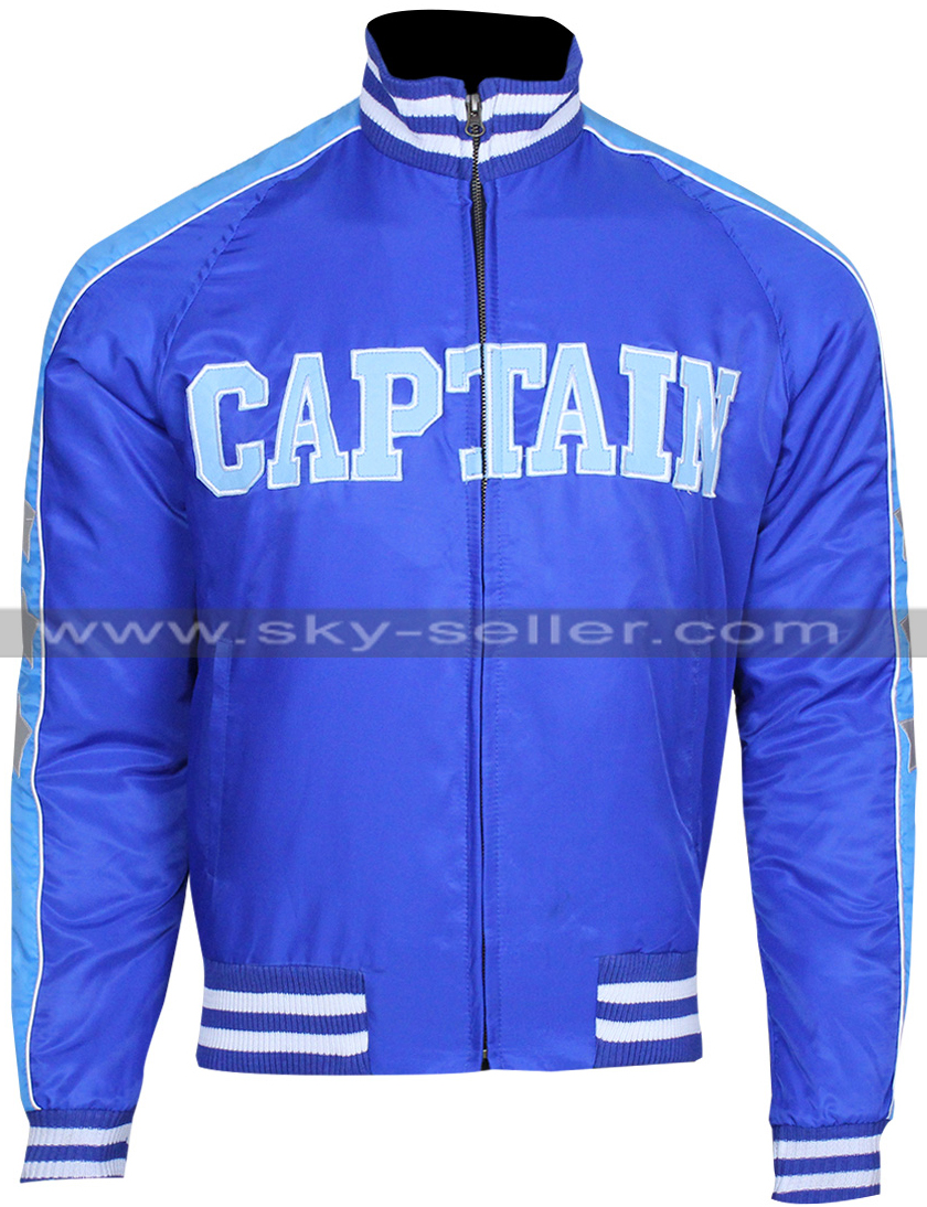 Captain Boomerang Suicide Squad Jai Courtney Bomber Coat