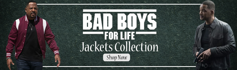 Bad Boys for Life Jackets Collection